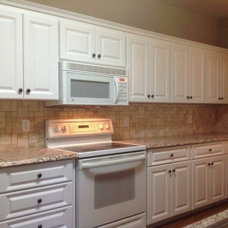 Cabinet Refacing & Repairs | Springhill Kitchen & Bath ...