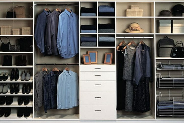 Custom Closet Shelving & Storage | Springhill Kitchen & Bath | Custom, Budget, & Commercial Cabinetry | Gainesville, FL