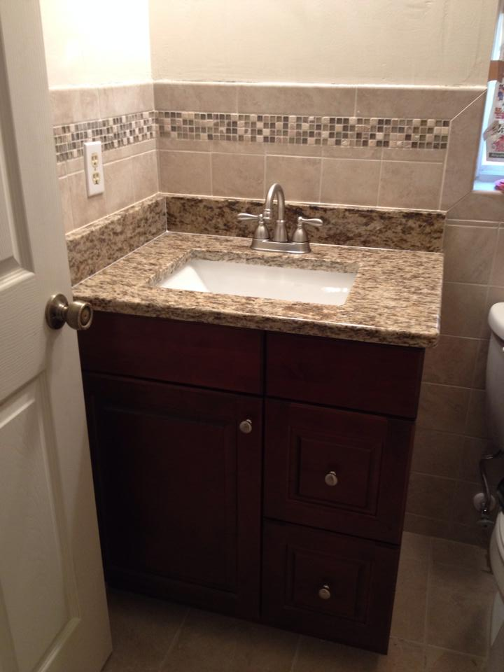 Commercial Bathroom Sink | Springhill Kitchen & Bath | Custom, Budget, & Commercial Cabinetry | Gainesville, FL